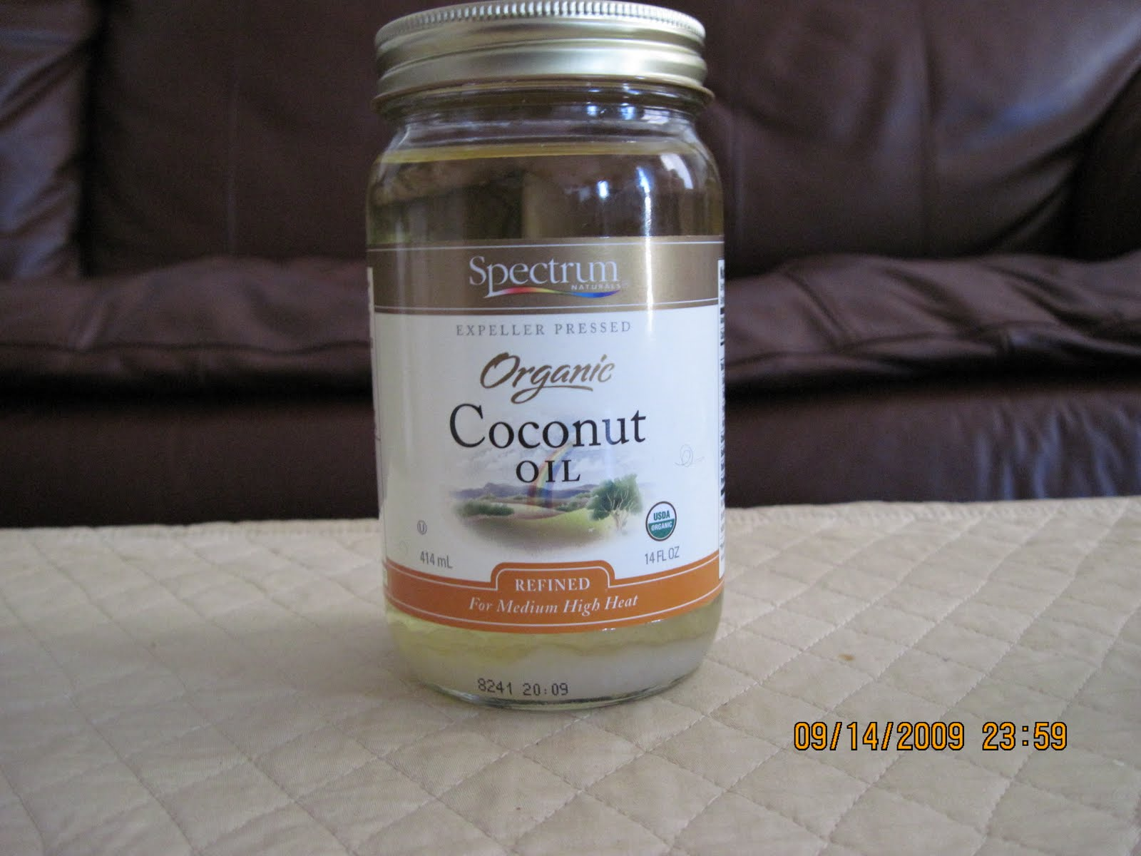 Using Refined Coconut Oil On Natural Hair