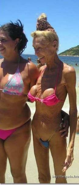 фото большых грудей тёток