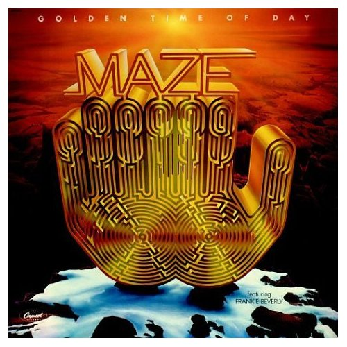 maze album cover golden time of day