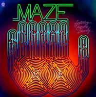 maze album cover featuring frankie beverly