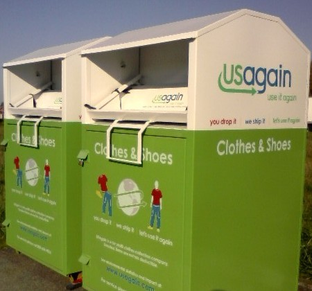 Clothing Recycling Companies Uk