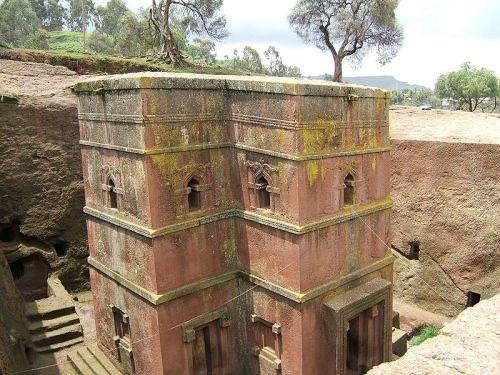 lalibela ethiopian church