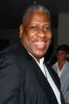 Andre Leon Talley gap teeth