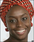 Author Chimamanda Adichie