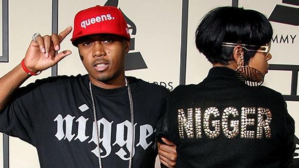 Nas Nigger Tshirt